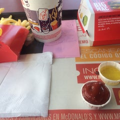 Photo taken at McDonald's by Renán G. on 4/30/2015