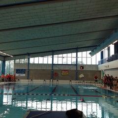 Photo taken at Sportboulevard De Engh by Esther U. on 2/7/2015
