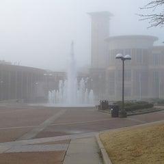 Photo taken at University Center (UC) by Steven B. on 4/5/2013