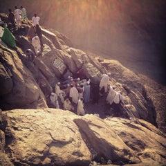 Photo taken at Jabal Nur - Ghar Hira by amaysalkaabi on 11/15/2012