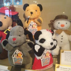 Photo taken at V&A Museum Of Childhood by Natalie P. on 3/1/2013