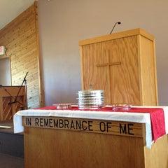 Photo taken at Hayden Bible Fellowship by Kurt W. on 10/6/2013