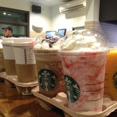 Photo taken at Starbucks Coffee by Ivy D. on 5/9/2013