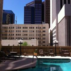 Photo taken at Hotel San Carlos by Edwin J. on 5/10/2013