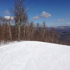 Photo taken at Belleayre Mountain Ski Center by Ellen C. on 3/30/2013