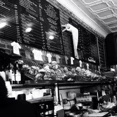 Photo taken at Olde Brooklyn Bagel Shoppe by Ben S. on 10/5/2013