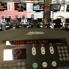 Photo taken at Planet Fitness by Vinnie R. on 2/25/2013