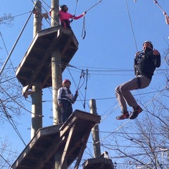 Photo taken at Terrapin Adventures by Craig E. on 3/9/2014