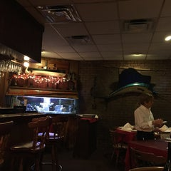 Photo taken at Captain's Tavern by Chris W. on 11/7/2014