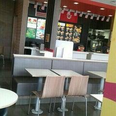 Photo taken at McDonald's Kok Lanas Drive Thru by Mrs. H. on 9/26/2015