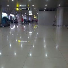 Photo taken at Terminal Cargo Bandara Juanda by Salju S. on 4/21/2015
