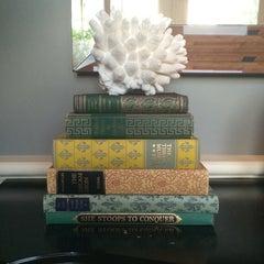 Photo taken at Book Bindery by Jan on 5/23/2014