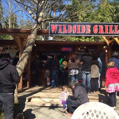 Photo taken at Wildside Grill by Rebecca C. on 3/21/2014
