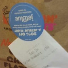 Photo taken at Dunkin' Donuts by Sunset M. on 8/8/2014