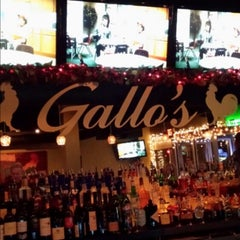 Photo taken at Gallo's Kitchen & Bar by Luke D. on 12/31/2015