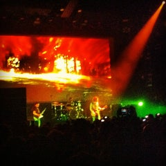 Photo taken at Riviera Theatre by Steve M. on 1/30/2013