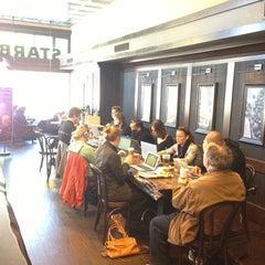 Photo taken at Starbucks by Maliksta on 2/8/2013