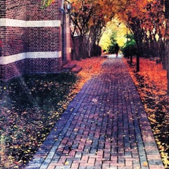 Photo taken at University of Richmond by QTCDN 🌻 on 11/18/2012