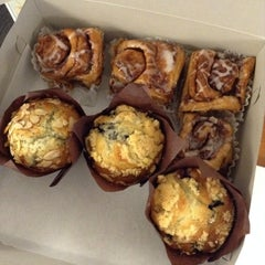 Photo taken at Hoffman's Fine Pastries by Tu N. on 10/11/2013