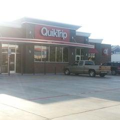 Photo taken at QuikTrip by Juan A. on 10/4/2012