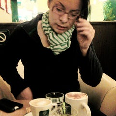 Photo taken at Greentree Caffe by Andrej S. on 10/21/2013