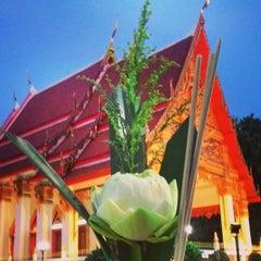 Photo taken at วัดพุทธมงคลนิมิตร (Wat Buddhamongkolnimit) by Woradorn R. on 6/1/2015