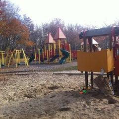 Photo taken at Bassett Park by Steve T. on 11/23/2012