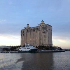 Photo taken at The Westin Savannah Harbor Golf Resort & Spa by Javier on 2/27/2013
