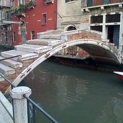 Photo taken at Scuola Grande della Misericordia by Libero P. on 11/15/2012