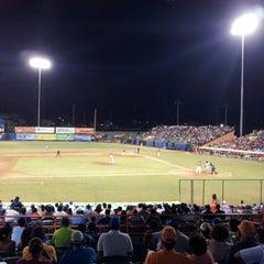 Foto tomada en Estadio Francisco Michelli por Rodolfo B. el 10/20/2012