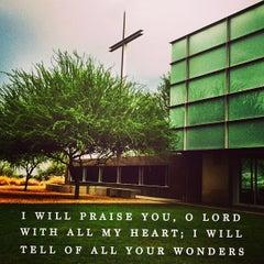 Photo taken at Dream City Church by Phoenix F. on 7/25/2013