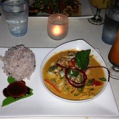 Photo taken at Sticky Rice by brittany j. on 10/23/2012