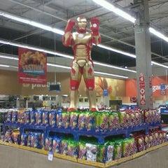Photo taken at Walmart by Bruno D. on 9/6/2013
