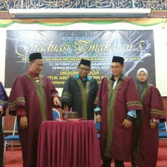 Photo taken at Sekolah Agama Menengah Rawang (SAMER) by Hjh Norhasimah H. on 10/22/2015