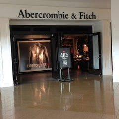 Photo taken at Abercrombie & Fitch by Paul J. on 5/6/2013