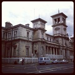 Photo taken at Dublin Connolly Railway Station by Evaldaz™ on 8/22/2013