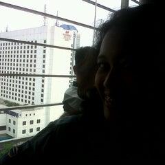 Photo taken at Plaza Semanggi Sky Dining by Ardiansyah F. on 5/19/2013