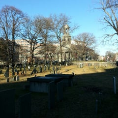Photo taken at Hancock Cemetery by Jake S. on 12/14/2012