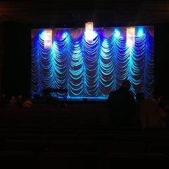 Photo taken at Palace Theatre by Sharon P. on 12/7/2012