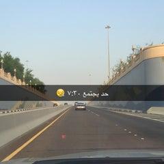 Photo taken at Khalifa City | مدينة خليفة by UAE L. on 9/28/2015