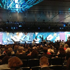 Photo taken at New Orleans Ernest N. Morial Convention Center by Internet D. on 3/6/2013