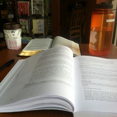 Photo taken at Caribou Coffee by Coley B. on 10/9/2012