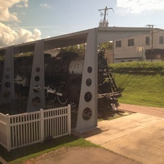 Photo taken at McComb Amtrak Station by Katherine V. on 8/23/2013