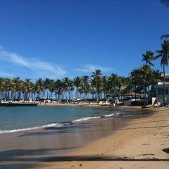 Photo taken at Caribe Hilton by Edward M. O. on 11/15/2012