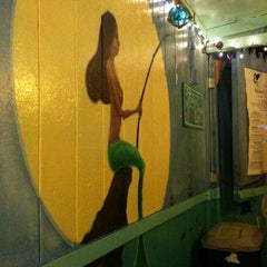 Photo taken at Mermaid's Cafe by Edward M. O. on 1/1/2013