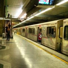 Photo taken at Civic Center Metro Station by Eradzh N. on 4/29/2013