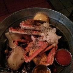 Photo taken at Charleston Crab House by Eradzh N. on 3/24/2013