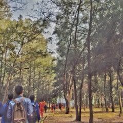 Photo taken at Sekolah Tinggi Ilmu Pelayaran (STIP) Marunda by Sansan G. on 9/16/2015