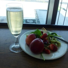 Photo taken at SAA Business Lounge Cape Town by Winston S. on 12/13/2012