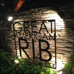 Photo taken at Great American Rib Company by Lhing on 7/12/2015